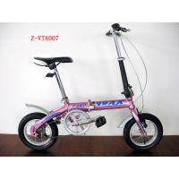 供应迷你女士折叠自行车 广州自行车公司