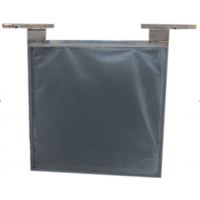 dsa/mmo coated titanium anode for making chlorine