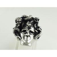 哈雷明星款 复古戒指生产厂家 珠宝首饰工厂来图来样加工定制生产