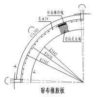 帘布橡胶板,帘布橡胶板设计生产厂家,帘布橡胶板规格及价格
