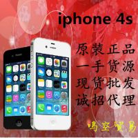原装正品Apple/苹果iphone4s 16G纯无锁智能手机现货批发一手货源