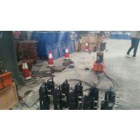 供应YJY-40螺纹钢冷挤压连接机钢筋预应力机械