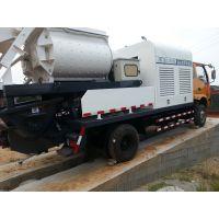 力沃H8-泵机料斗出口压力的柴油动力混凝土车载搅拌泵岳阳衡阳益阳官方报价13907482973