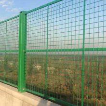 安平恺嵘供应热镀锌浸塑桥梁护栏网 卷圈防抛防落物网