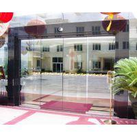 增江商场玻璃自动感应门安装价格,技术强18027235186