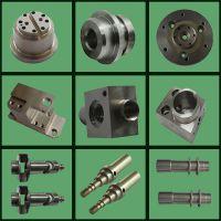 CNC加工中心机加工非标准定制零部件-铝6061等(Ka-ISO0001)