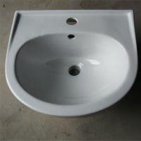 供应非洲陶瓷墙挂式特价洗手盆 V1216