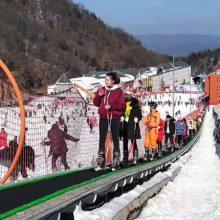 诺泰克专为滑雪场菜鸟设计的输送神器滑雪场魔毯