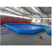 移动游泳池圆形充气水池 儿童小孩充气泳池 儿童水上乐园用的水池哪买