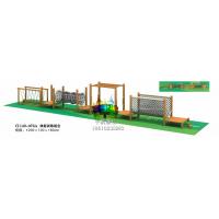 高乐迪140系列幼儿园设施,幼儿园户外木制玩具攀登架 攀爬架厂家直销