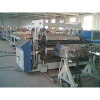pmma板材挤出机,板材挤出机,坤宇中德塑机(在线咨询)