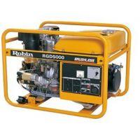 日本罗宾发电机/罗宾斯巴鲁发电机RGD5000西安进口供应公司