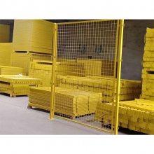 金属围墙网价格 哪里有围墙网卖 绿色养殖铁丝网
