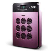 SKG JH3872 负离子空气净化器家用 除甲醛 除烟尘 除pm2.5无耗材
