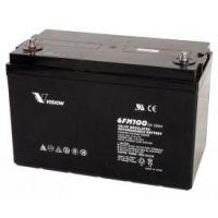 VISION威神蓄电池-6FM200S-X,12V200AH/10HR