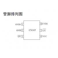 深圳紫潮科技供应 低功耗窗口比较器集成电路-CN305