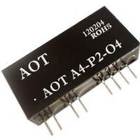 DC,4-20MA转0-10V电流配电器/变送器