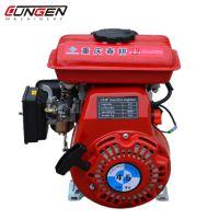 供应154F小型便携式螺纹轴汽油发动机内燃机水泵微耕机发电机动力