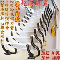 江苏家用阁楼楼梯室内阁楼楼梯装修效果图隐形阁楼楼梯图片