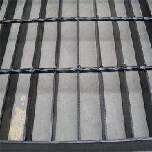 旺来镀锌地沟盖板 水沟盖板厚度 钢格栅板型号