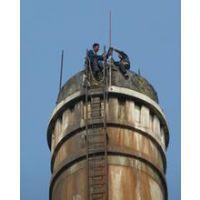 古交烟囱安装避雷针 烟囱安装航标灯