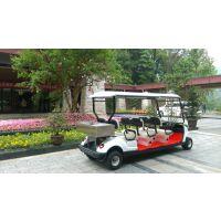 四川电动观光车销售公司 14座景区公园游览观光车