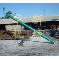 安装使用华新牌倾斜式螺管式提料机 螺杆式输送机