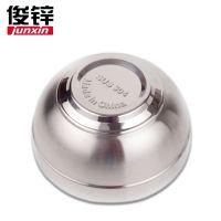 304不锈钢双层幸福碗11.5-18cm不锈钢白金碗