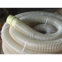 百盛塑胶供应耐磨吸尘管、PU塑筋增强软管