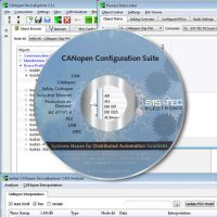 CANopen Configuration Suite - CANopen组态软件