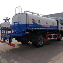 国五20吨拖热水车报价_湖北程力洒水车报价15897604666