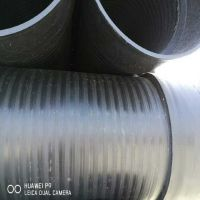 HDPE双壁缠绕管、南京缠绕管厂家、DN300缠绕管、市政排水管