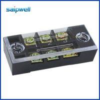 斯普威尔TB-1503防水盒接线专用 3位15A接线端子 防水接线端子