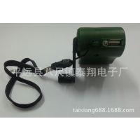 厂家专业生产 小手摇充电器  USB口手摇充电器 手机应急充电器