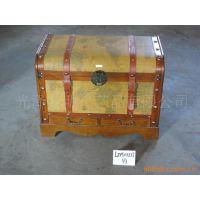 中式仿古怀旧首饰盒 复古饰品盒 百宝收纳盒 地图包装盒 弧形