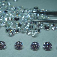 供应优质宝石 锆石 AAA圆形锆石 手表表面宝石