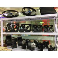 上海德东电机 厂家直销 FAD25-4 30w 单相 方形节能排气扇