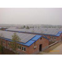 永年太阳能屋顶光伏电站建设