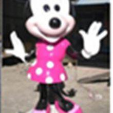 微信直销树脂纤维米老鼠唐老鸭动画角色模型道具玻璃钢展示雕塑摆件衡阳制造商