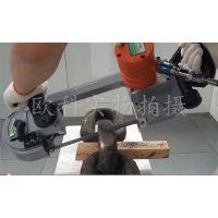 欧科牌JQX-120(OK-120)气动线锯 矿用U型钢切割链锯