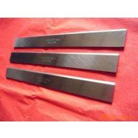 高速钢切刀 双边切刀 高速钢齿片 弃式锯片 木工用刀片 刮刀