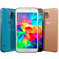 Samsung Galaxy S5 SM-G900F (4G UNLOCKED) Black White Gold