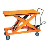 鹤岗家用电梯 小型家用升降机 小型液压手推车