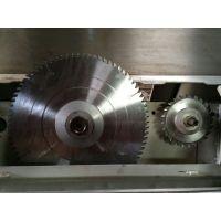 厂家供应3000MM精密裁板45度推台锯床