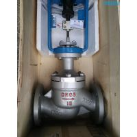 ZDLP-64P(不锈钢)DN400 中央空调风阀不锈钢电动风量调节阀