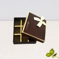 厂家直销 9格巧克力礼盒 香皂花包装盒创意礼品包装纸盒子DIY手工