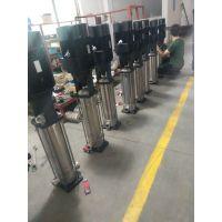 汉中多级泵25GDL4-11X11-4Kw清水管道泵多级清水泵安康多级泵