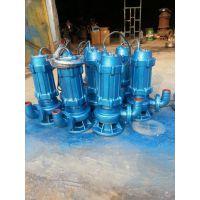 直销厂家150WQ120-6-5.5排污泵 150WQ150-7-5.5 管道泵