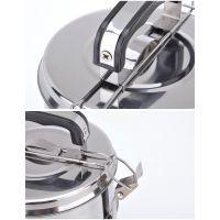批发大容量不锈钢保温饭盒提锅多层提篮食格保温桶学生便当盒