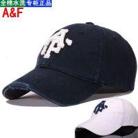 一件代发韩国帽子字母鸭舌帽欧美代购棒球帽外贸速卖通爆款嘻哈帽